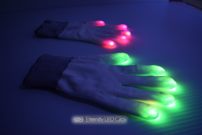 Led Light Up Gloves Eternity Led