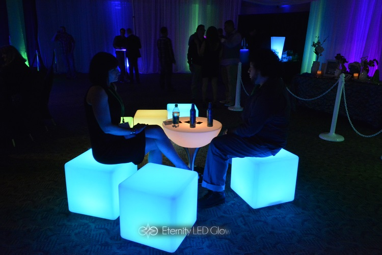Led Light Up Coffee Table