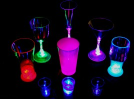 Light up Drinking Glasses