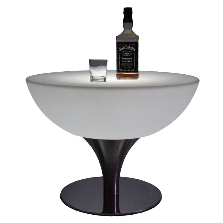 24 led light up cocktail table eternity led Led coffee table