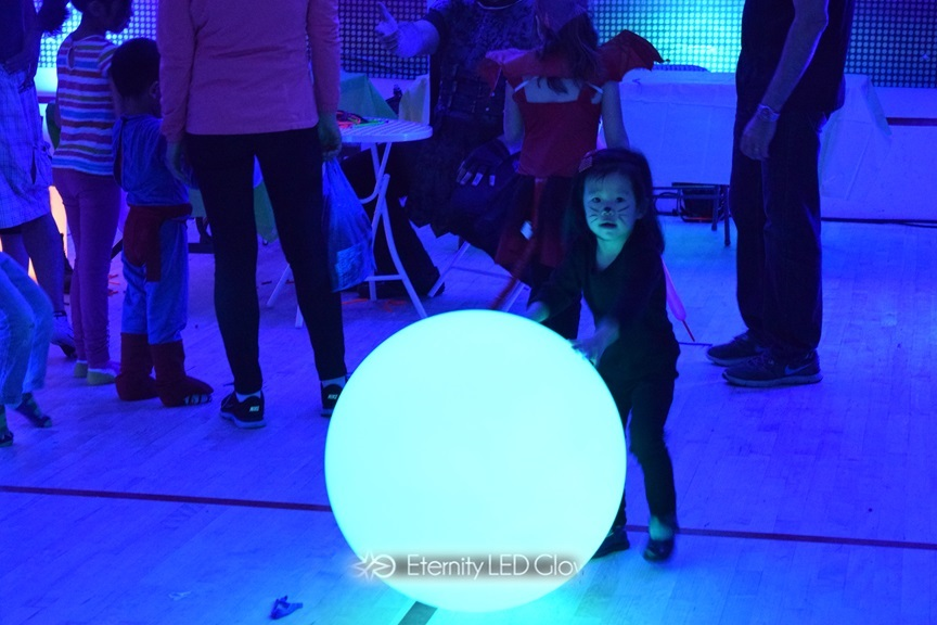 led ball event 3