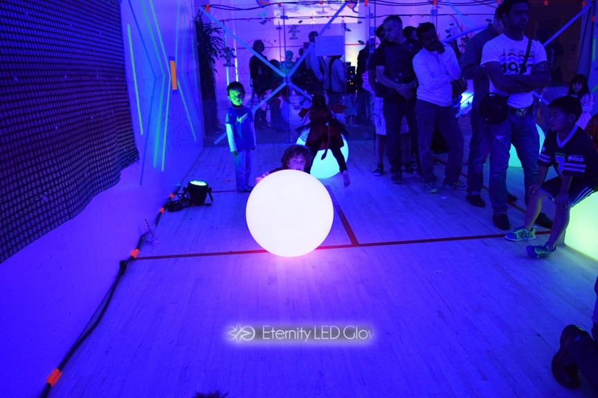 led ball event 4