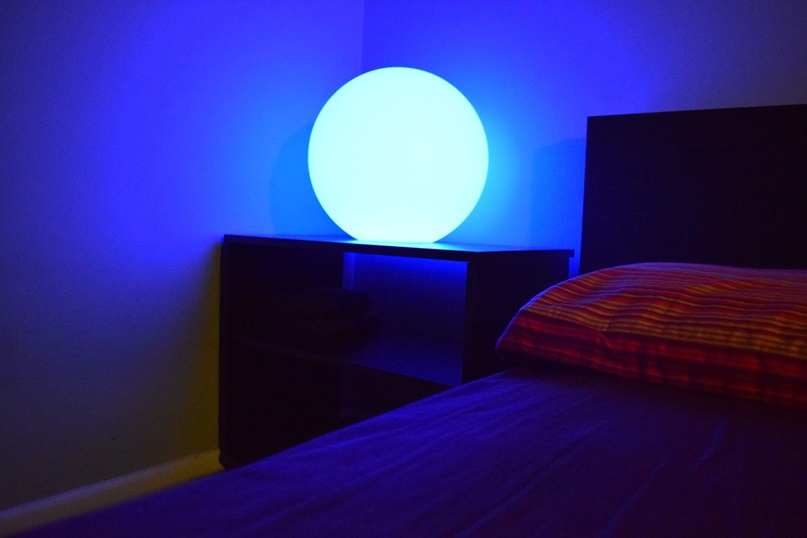 Led Light Up Ball 14 Led Light Up Ball Blue14 ...