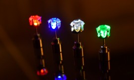 Best Occasions for Wearing LED Jewelry