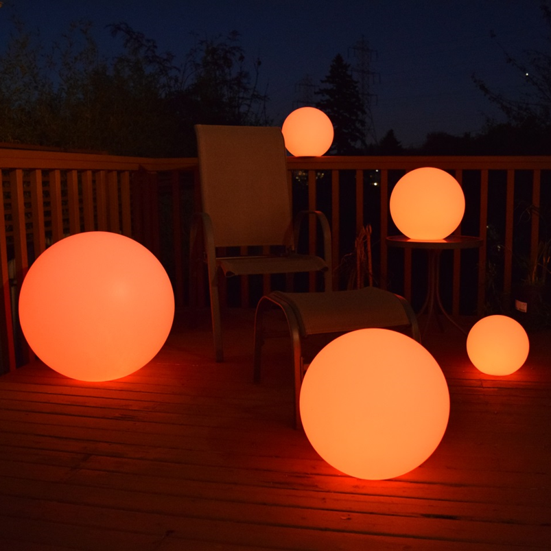 Light Up Led Ball 1
