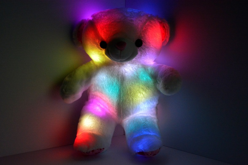 Car Light Bulbs >> LED Light Up Teddy Bear | Eternity LED