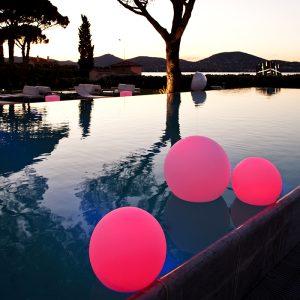 LED Light Up waterproof Balls