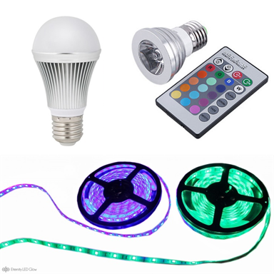 LED Strips & Bulbs