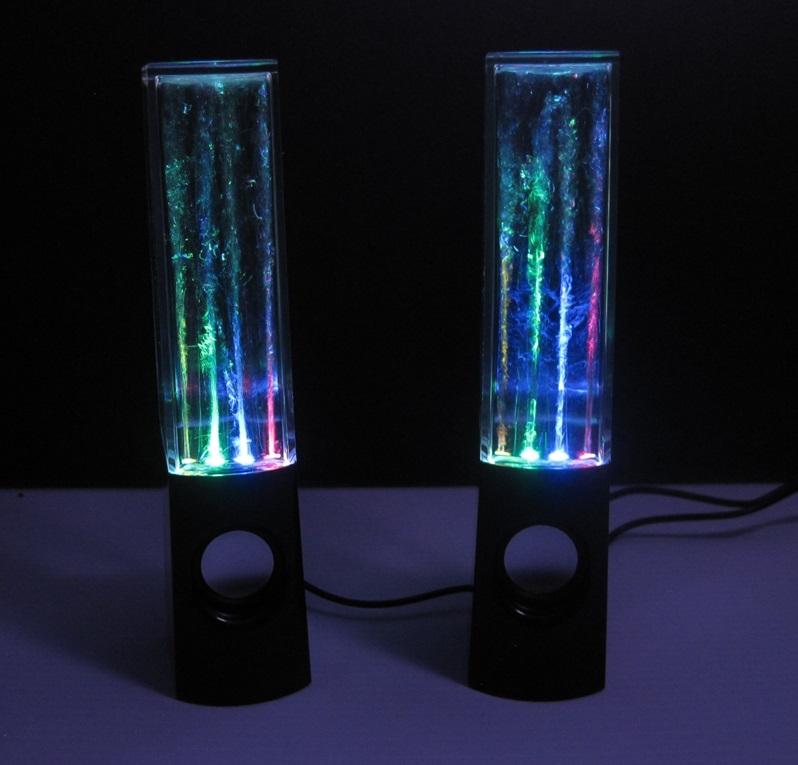 LED water dancing speakers set