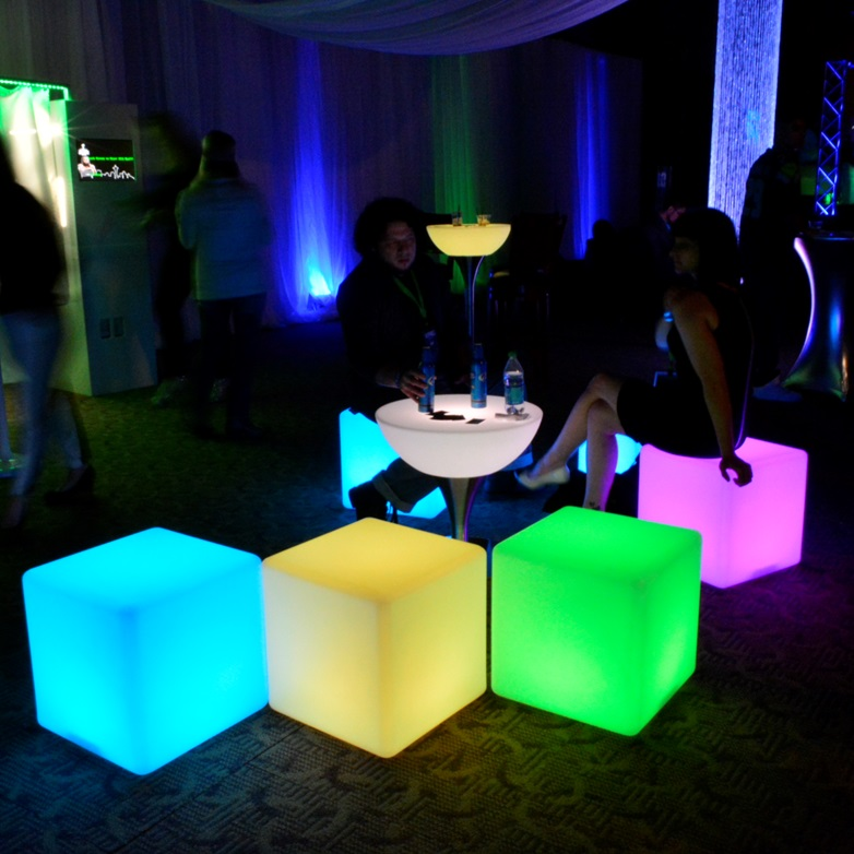 led furniture company blue parrot