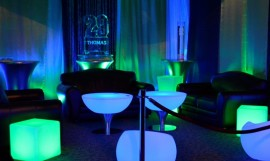 Planning a Holiday Party? Rent Our LED Furniture!