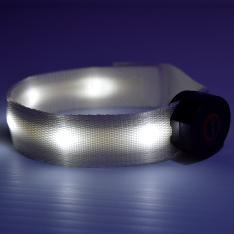 light up led armband