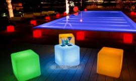 LED Furniture & Glow Nightclub Furniture