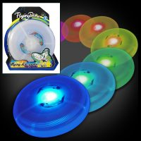 multicolor LED frisbee
