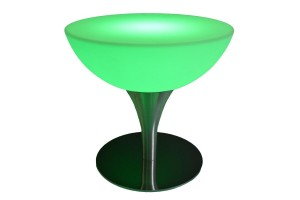 coffee table 24 green