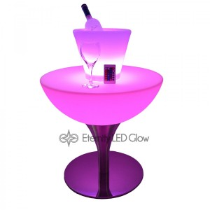 coffee table 24 pink bucket remote logo