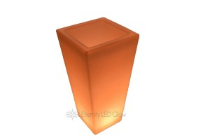 flower pot 31 orange logo