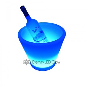 Light up Ice Bucket 9""
